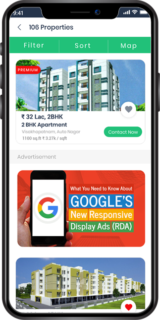 real estate app developer