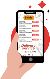 ordering app for business