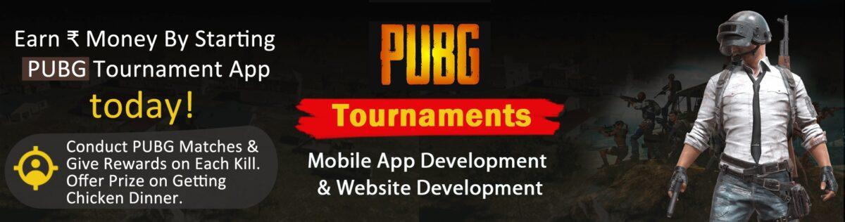 pubg tournament app development,pubg tournament mobile app developers