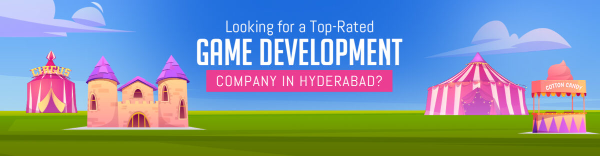 GAME DEVELOPMENT COMPANY HYDERABAD
