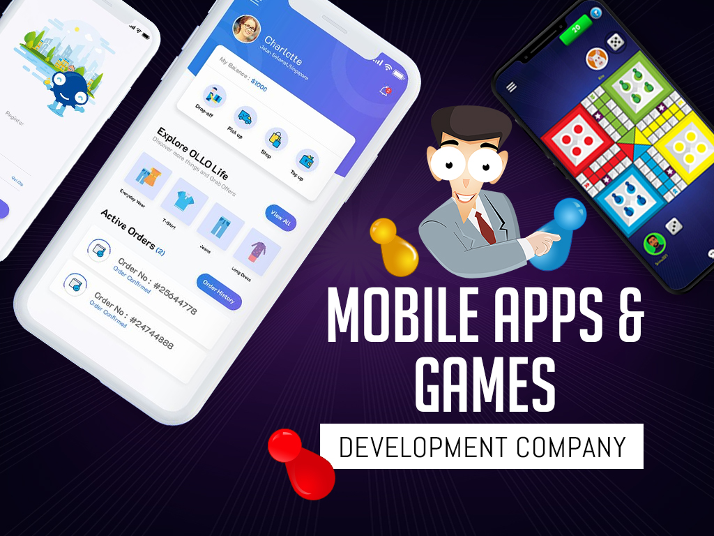mobile apps and games development company