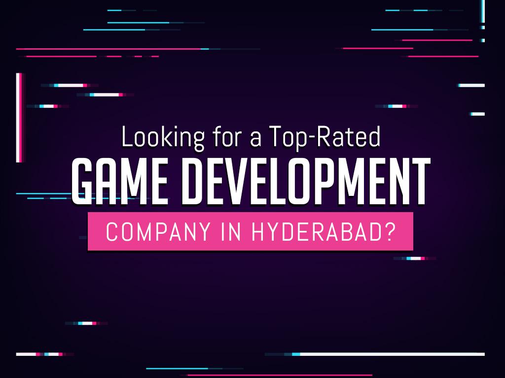 game development services hyderabad