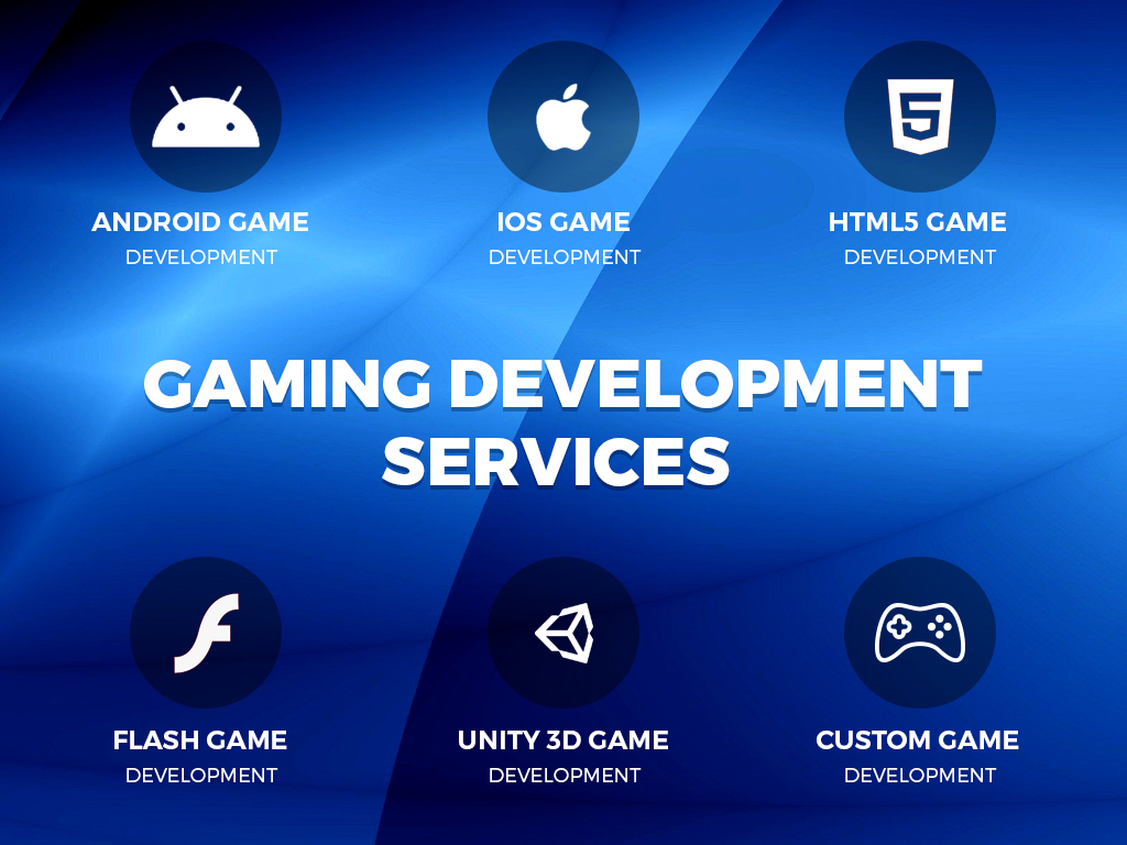 gaming development services