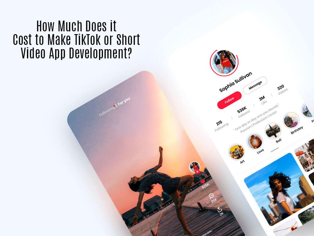 tiktok clone app price