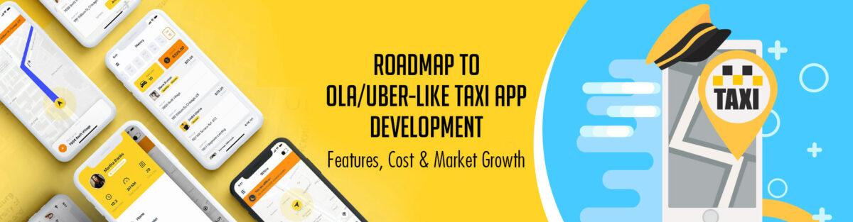 taxi app development company in India