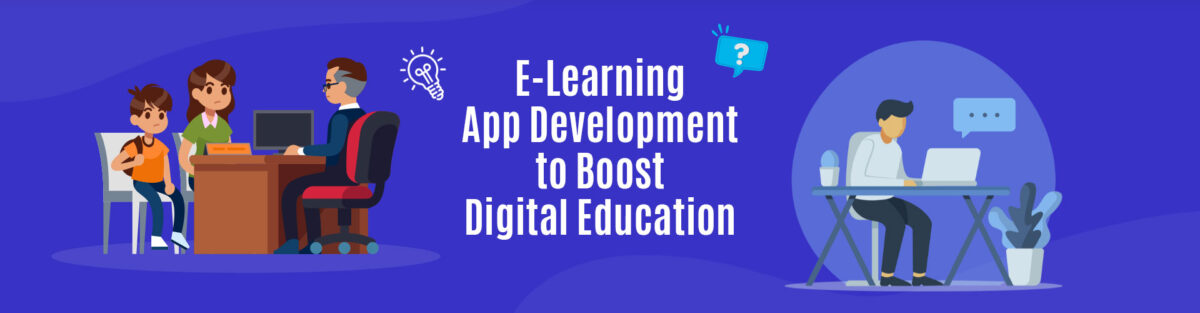 eLearning app development companies in India